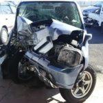 事故車買取したジムニーの画像