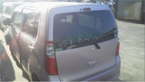 松山市で事故車買取したワゴンRの画像