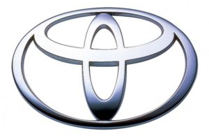 トヨタのエンブレムの参考画像