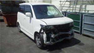 徳島で事故車買取となったゼストの画像