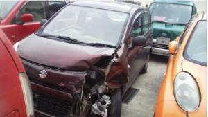 前事故のアルトの参考画像