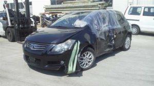 高松市での事故車買取となったトヨタ・ブレイド