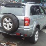松山市で事故車買取したRAV4の画像