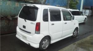 香川県で廃車買取りしたワゴンRの画像