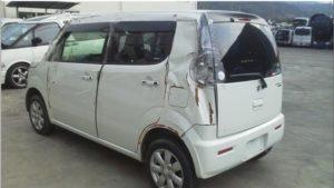 木田郡で事故車買取となったMRワゴンの画像