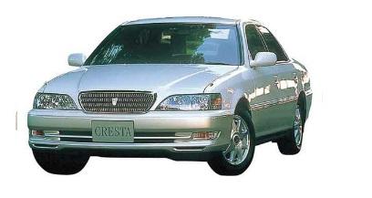 トヨタ・クレスタの参考画像
