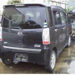 四国中央市で事故車買取したタントエグゼの画像