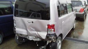 愛媛県西条市で事故車買取したムーヴコンテの画像