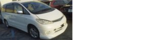 ACR30Wエスティマ廃車画像