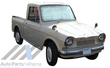初代ハイゼットトラック