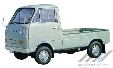 初代ミニキャブトラック